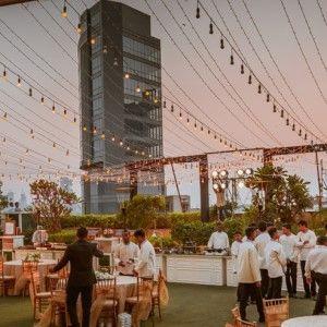 Elite Sounds Rooftop Bar Corporate Function Maroochydore